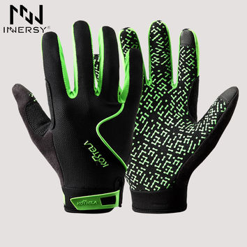 Innersy Touch Gloves Man&Women Hiking Sports Glove Bicycle Accessories Hiking Tactical Gloves guantes ciclismo Jzh10