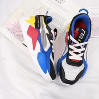 PUMA l*x Hasbro RSX*Transformers Children's sports shoes