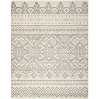 Safavieh Adirondack Ivory/ Silver Rug (8' x 10')   Overstock.com Shopping - The Best Deals on 7x9 - 10x14 Rugs