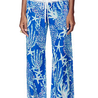Lilly Pulitzer Linen Beach Pant
