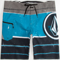 Volcom Lido Ion Mens Boardshorts Black  In Sizes