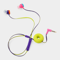Mixed Color Earphones | MoMA