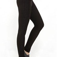 Liv & Piper Super Soft High Waist Lace Leggings