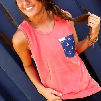 Anchored Down Tank | The Rage