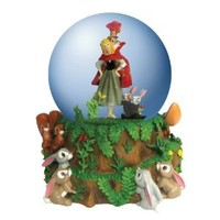 Westland Giftware Sleeping Beauty Water Globe, 100mm