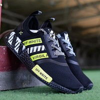 Best Deal Online Adidas NMD R1 X OFF-WHITE