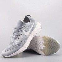 Nike Epic React Flyknit Fashion Casual Sneakers Sport Shoes-1