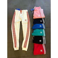 Adidas Stripe Casual Sport Pants Pants Trousers Sweatpants