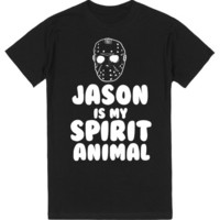 JASON IS MY SPIRIT ANIMAL | T-Shirt | SKREENED