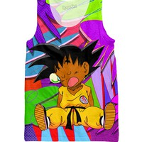 Little Goku Tank Top