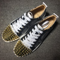 Christian Louboutin CL Fashion Casual Running Sport Shoes Sneakers Slipper Sandals High Heels Shoes