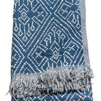 H&M Patterned Throw $34.99