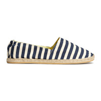 Espadrilles - from H&M