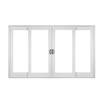 Simonton White 4 Panel French Rail From Home Depot Epic
