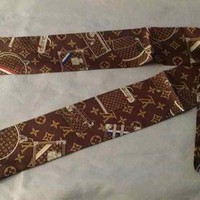 Louis Vuitton Bandeau Scarf