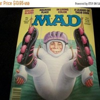 MAD Magazine March 1993 Edition 317 Alfred E Neuman Spoof Satire Comic Cartoon Jokes Spy vs Spy Man Cave Collectible FREE SHIPPING