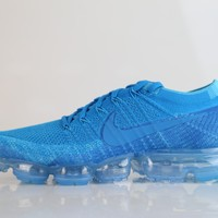 G HCXX Nike Air VaporMax Flyknit Day Night Blue Orbit Glacier Blue 849558-402