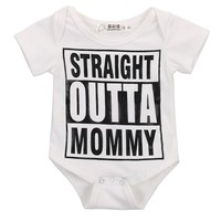 New Arrival Summer Short Sleeve Newborn Infant Clothes Baby Clothing Kids Baby Romper Boy Girl Cotton Jumpsuit Clothes Outfit