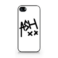 IPC-472 - ASH XX - Ashton Irwin - Ash - 5SOS - 5 Seconds of Summer - iPhone 4 / 4S / 5 / 5C / 5S / Samsung Galaxy S3 / S4 / S5