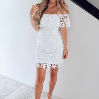 Sweeter Than You Dress: White