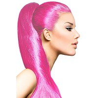 Exotic Flare- Pink Curly