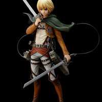 Brave-Act Attack on Titan 1/8th Scale Armin Arlert