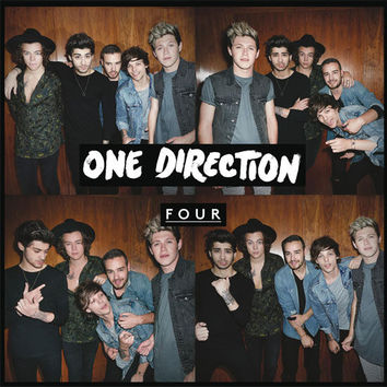 One Direction Four Lp Vinyl One Size For Men 26132295001
