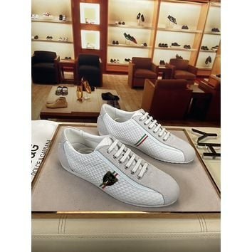 D&G2021 Men Fashion Boots fashionable Casual leather Breathable Sneakers Running Shoes06160dp