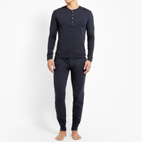 Paul Smith Shoes & Accessories - COTTON-JERSEY LOUNGE TROUSERS   MR PORTER