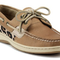 Sperry Top-Sider - Women's Bluefish 2-Eye Boat Shoe Leopard/Cheetah