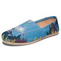 Sea Turtle Casual Shoes