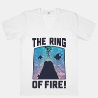 The Ring of Fire (V-Neck) | HUMAN