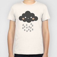Littlest Rain Cloud Kids T-Shirt by littlestlee