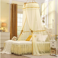 Princess Bed Canopy Netting- Fits Most Bed Sizes