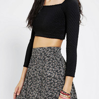 Urban Outfitters - Motel Diana Cropped Top