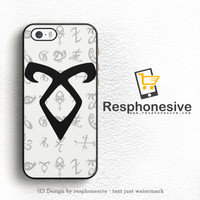 Mortal Instrument Logo iPhone 5 | 5S Case Cover