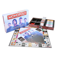 Monopoly Supernatural Board Game Hot Topic Exclusive Pre-Release