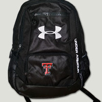 Texas Tech Under Armour Back Pack