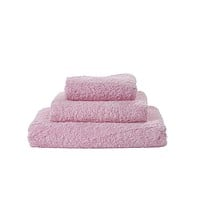 Super Pile Pink Lady Towels by Abyss and Habidecor