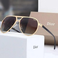 Dior Woman Fashion Summer Sun Shades Eyeglasses Glasses Sunglasses-152