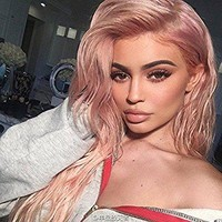 Pink Beauty Lacefront Wig 24-28 inches