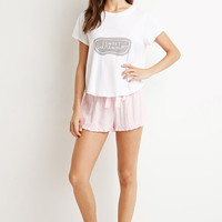 Sweet Dreams PJ Set | Forever 21 - 2000130355
