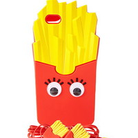 Fries iPhone 6 Case and Earbud Set