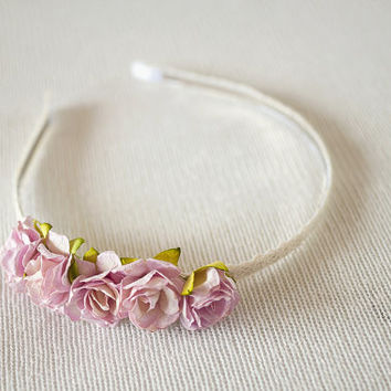 Lily and Lace , Headbands , Shabby Chic , Women's Accessories. Girl headbands , Girl Accessories