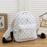 Louis Vuitton LV large capacity backpack
