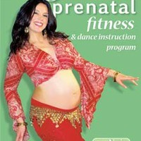 """Prenatal Belly Dance, with Naia - Belly Dance Routines for Pregnancy"" DVD"