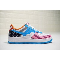 Parra X Nike Custom Air Force 1 Low White Muti Color At3058 100 | Best Deal Online