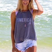 RIP CURL Stardom Muscle Tee