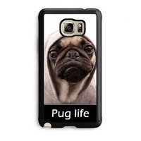 pug life parody fans funny hilarious case for samsung galaxy note 5 note edge