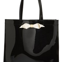 Ted Baker London 'Large Plain Bow Icon' Tote